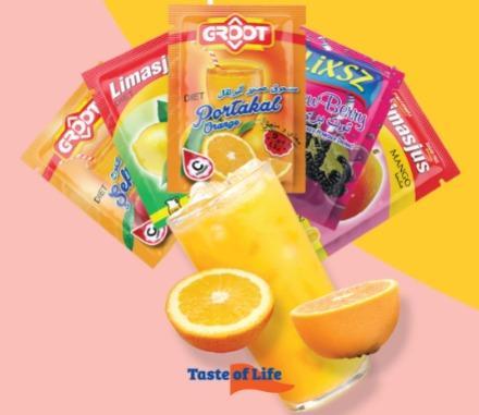 Fruit Flavored Powder Juice