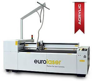 Laser cutter machine for acrylic