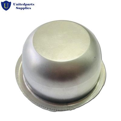OEM stainless steel metal stamping parts-round cover