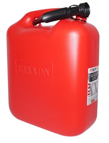 REXXON Standard Jerry can for Petrol 20 L