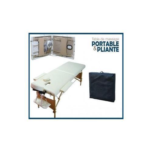 Table de massage pliante 99 euros