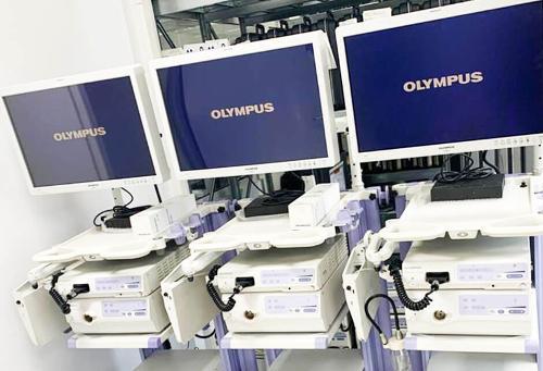 Systèmes Vidéos Olympus