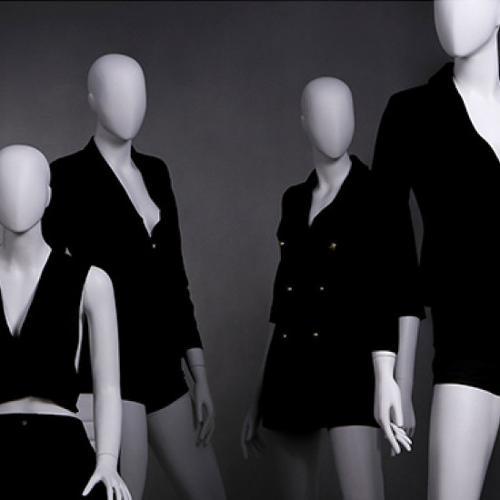 Mannequins de vitrine femme