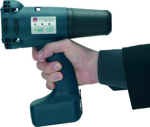 Tragbares Markierungsgerät - HANDJET® EBS-250