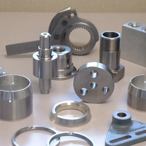 CNC Machined/ Turned Parts