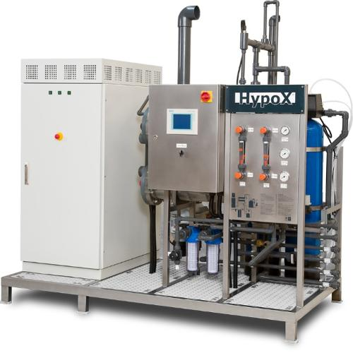 HypoX® LX Series Mix Oxidant Generator