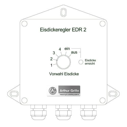 Ice production ice thickness controller - EDR2