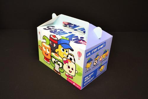 Box Lunch Carton
