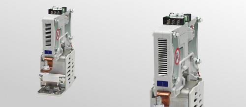 Schließerschütze für Spannungen bis 1.500 V