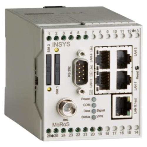 INSYS EBW-W100 Router Driver for Windows