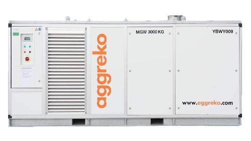 500 Kw Boiler