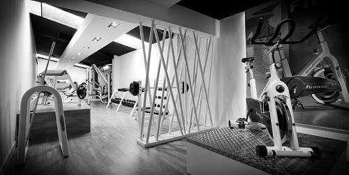 Máquinas para centros deportivos y de fitness
