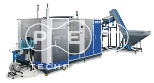 Automatic blow molding machine APF 5