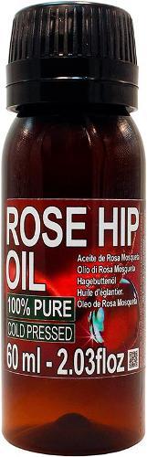 Aceite Puro de Rosa Mosqueta 60ml Organiterra
