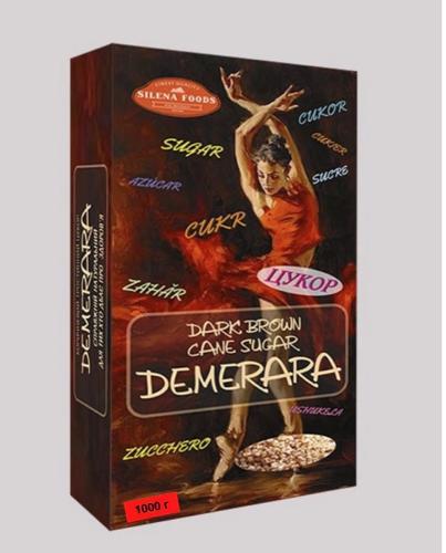 Тростниковый коричневый сахар Демерара 1 кг