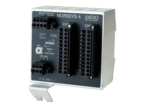 digital I/O module - NORISYS 4