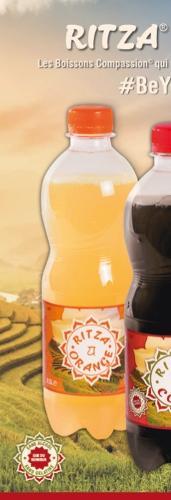 Ritza Energy premium flavour pet 05.l
