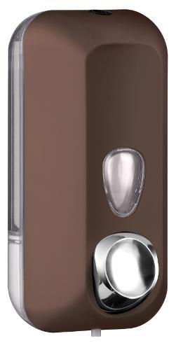 CLIVIA Colored-Edition 55 plus soap dispenser