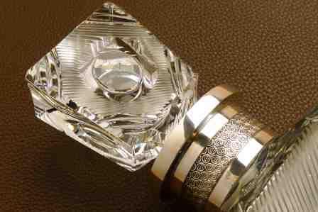 objets en cristal