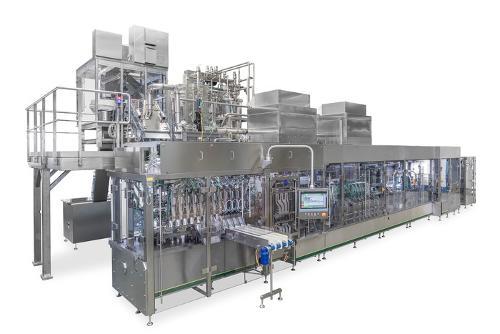 HFFS Beutelverpackungsmaschinen LMS 120 / LMS 124