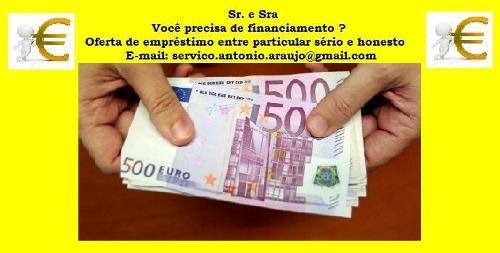 Solução Financiamento/Empréstimo/ Crédito