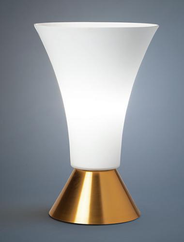 jarrón de luz