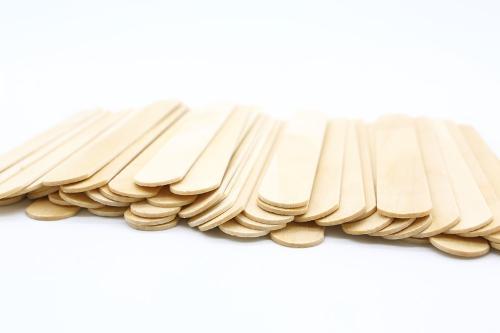Wooden Non-sterile Disposable Spatula 150 Mm