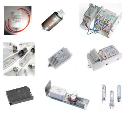 Composants pour la maintenance des éclairages publics