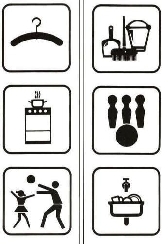 Foil signs
