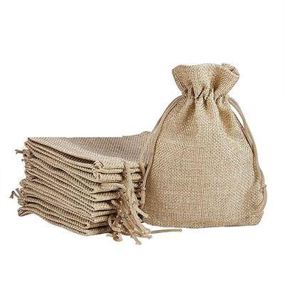 Eco Jute potli Bags - Promotional & Packing Bags