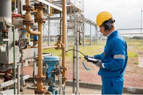 Compressed Air & Gas Leak Detection