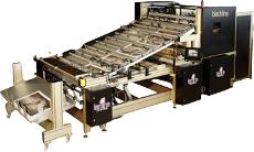 Sheet to sheet laminating and mounting machines