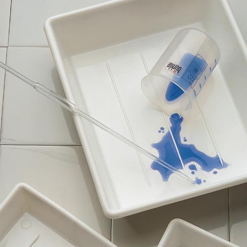 Cubetas de laboratorio/para recogida de líquidos