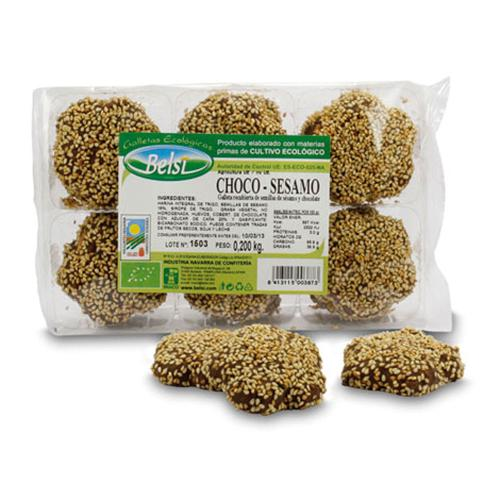 Choco Sesame