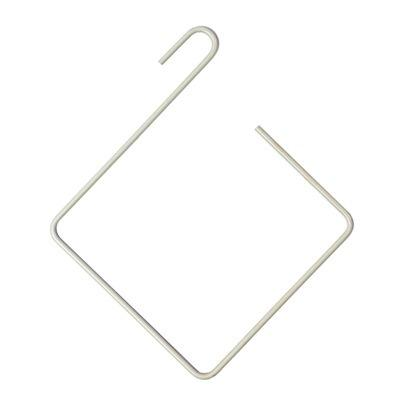 Custom steel wire hooks and parts