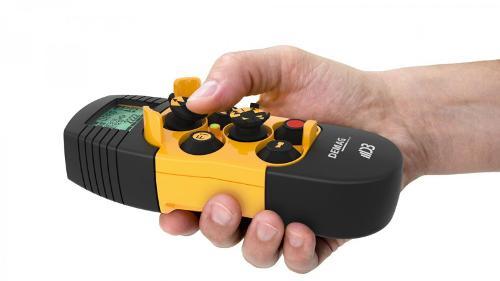 Radio remote control  Mini Joystick DRC MJ