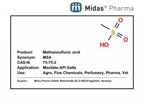 Ácido metansulfónico