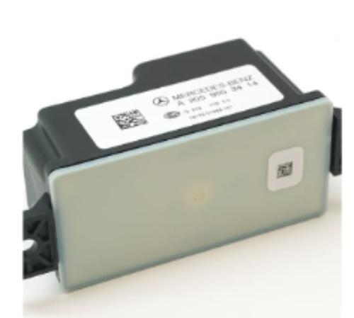 """Mercedes-Benz Auxiliary Battery """"Voltage Convertor"""""""