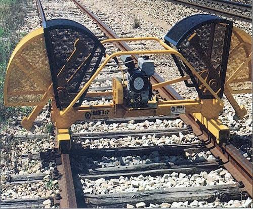 Frappeur de rails