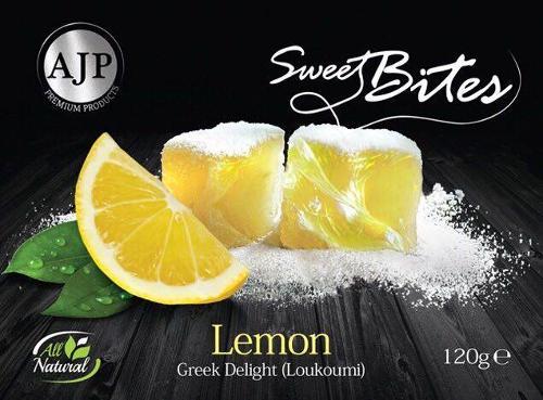 SweetBites Lemon