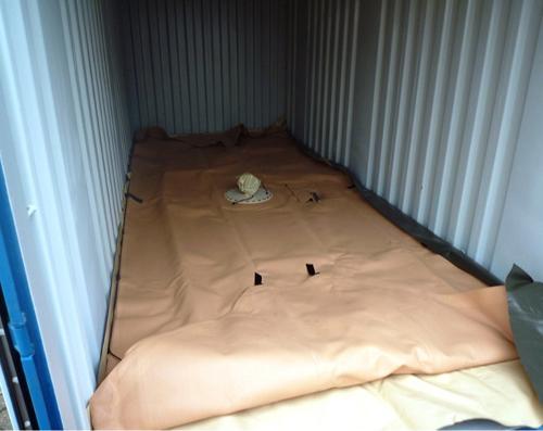 Réservoir conteneur LCI