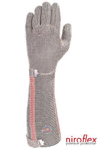 Gant Niroflex 2000 en cotte de maille avec manchette