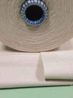 Tessuti in fibre naturali