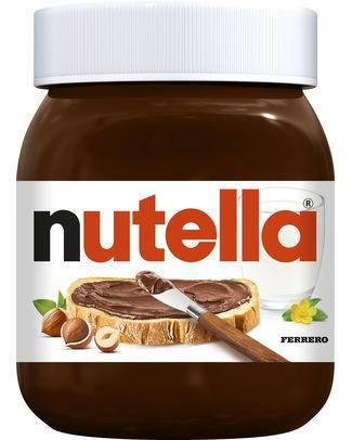 Nutella 400gr (OV 15)