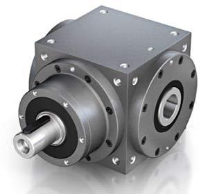 PowerGear – The spiral bevel gearbox
