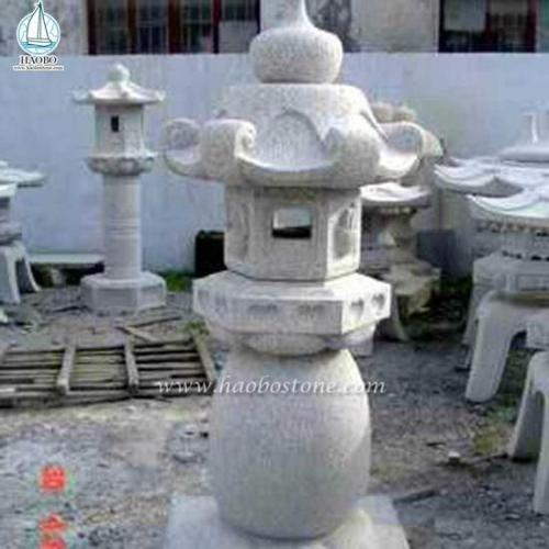 Japanese Garden Stone Lantern Outdoor Lantern
