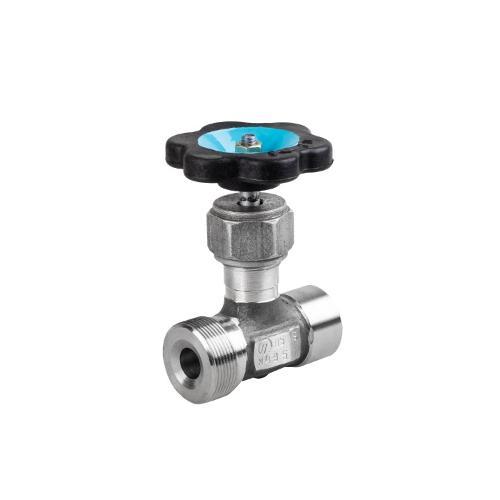 Steel stop valve