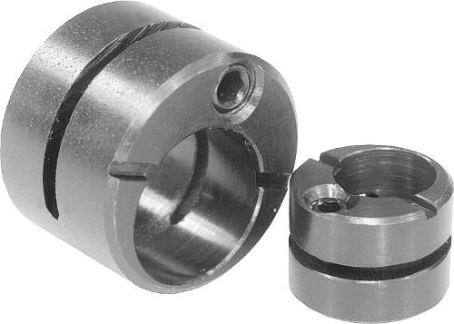 Offset Bushes And Assembly Tool For Lateral Spring Plungers