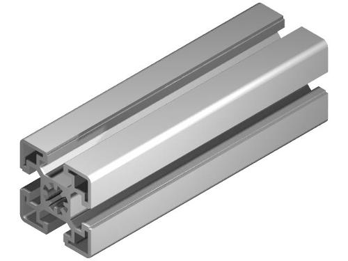 Aluminium Vierkantprofil