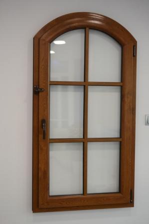 PVC-Fenster, Aluminiumfenster